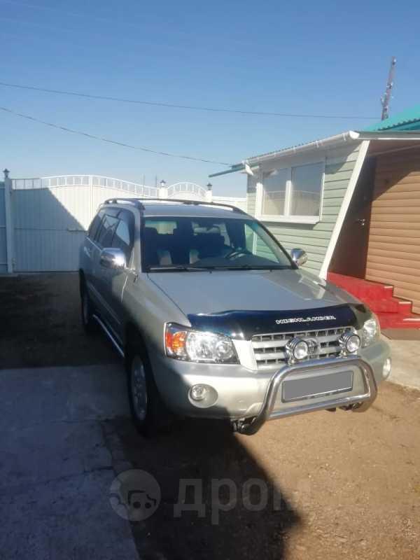 Toyota Highlander, 2007 год, 875 000 руб.