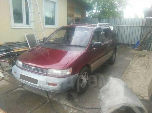 Mitsubishi Chariot, 1991 год, 145 000 руб.