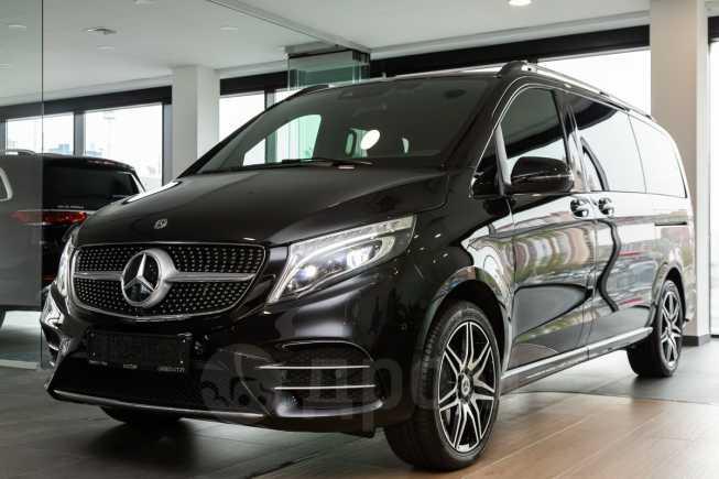 Mercedes-Benz V-Class, 2019 год, 5 390 000 руб.
