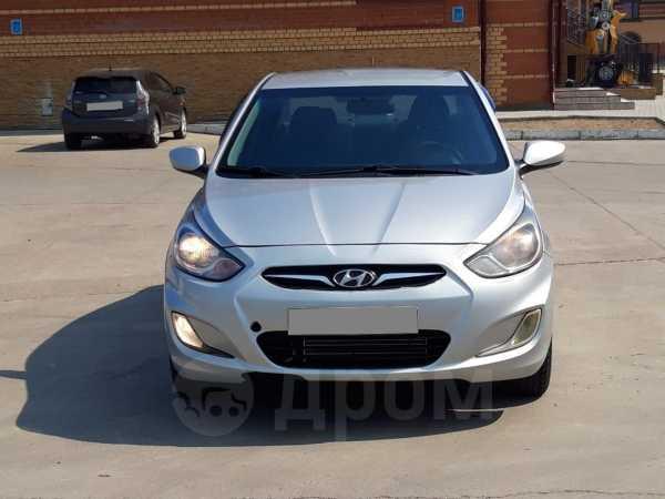 Hyundai Solaris, 2012 год, 290 000 руб.