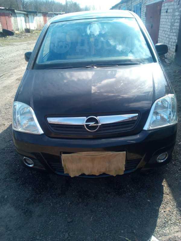 Opel Meriva, 2008 год, 345 000 руб.
