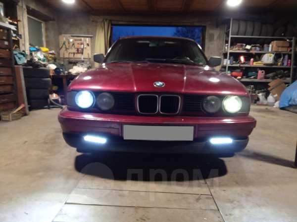 BMW 5-Series, 1990 год, 100 000 руб.