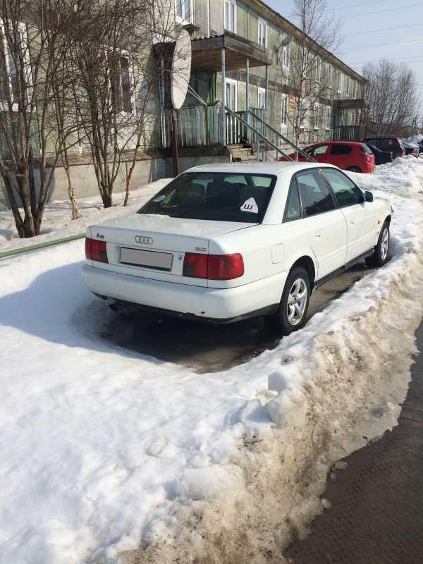 Audi A6, 1994 год, 165 000 руб.