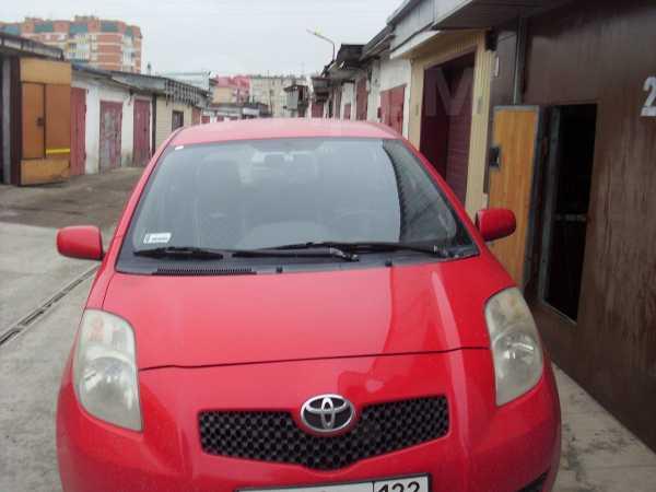 Toyota Yaris, 2007 год, 285 000 руб.