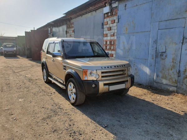 Land Rover Discovery, 2005 год, 780 000 руб.