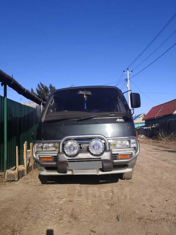 Nissan Homy, 1986 год, 300 000 руб.