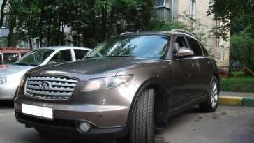 Владивосток FX35 2005