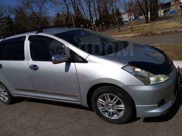 Toyota Wish, 2005 год, 465 000 руб.