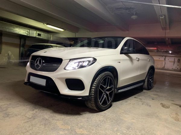 Mercedes-Benz GLE Coupe, 2018 год, 6 000 000 руб.