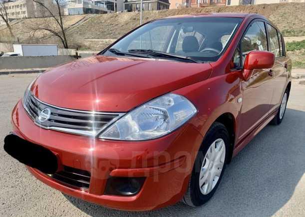 Nissan Tiida, 2012 год, 448 000 руб.
