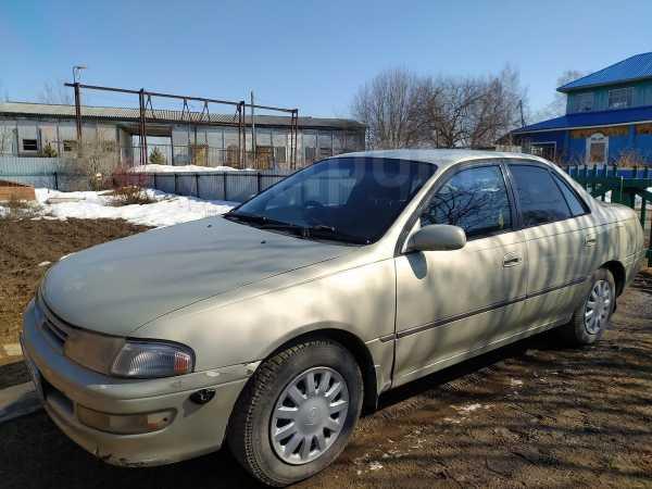 Toyota Carina, 1996 год, 135 000 руб.