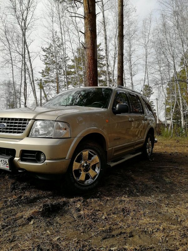 Ford Explorer, 2005 год, 630 000 руб.