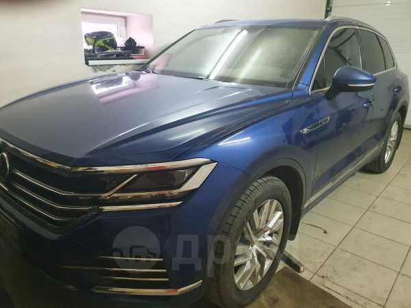 Volkswagen Touareg, 2018 год, 4 300 000 руб.