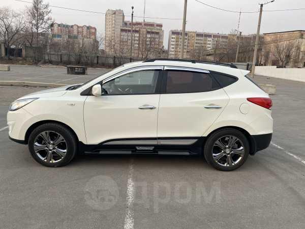 Hyundai Tucson, 2011 год, 745 000 руб.