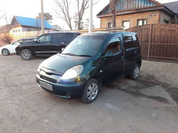 Toyota Funcargo, 1999 год, 230 000 руб.