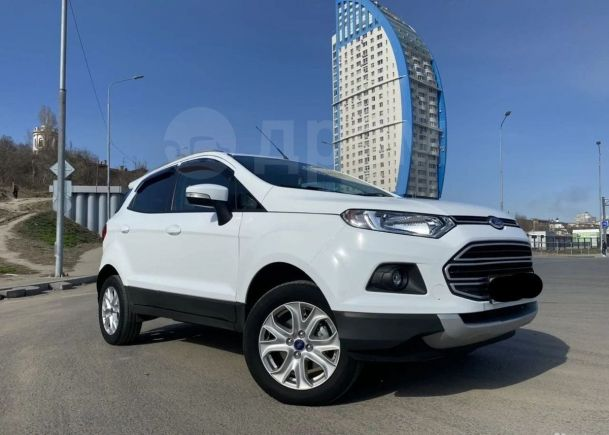 Ford EcoSport, 2014 год, 759 000 руб.