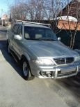 SsangYong Musso Sports, 2004 год, 355 000 руб.