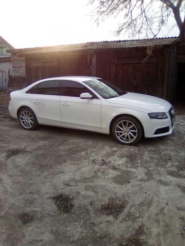 Audi A4, 2010 год, 655 000 руб.