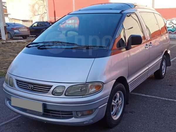 Toyota Estima Emina, 1999 год, 285 000 руб.