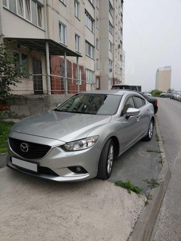 Mazda Mazda6, 2015 год, 1 000 000 руб.