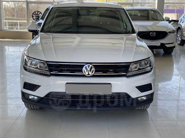 Volkswagen Tiguan, 2017 год, 1 499 999 руб.