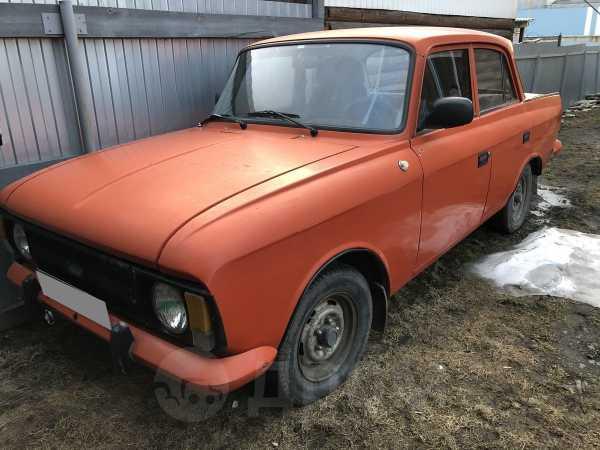 Москвич 412, 1994 год, 50 000 руб.