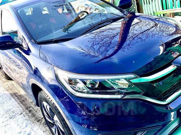 Honda CR-V, 2016 год, 1 690 000 руб.
