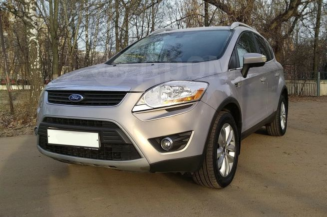 Ford Kuga, 2011 год, 729 000 руб.