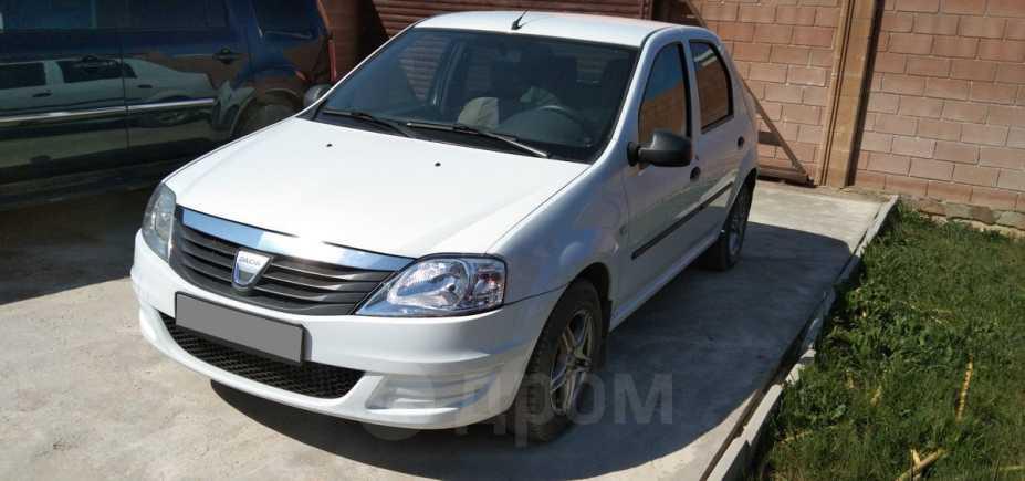 Dacia Logan, 2008 год, 265 000 руб.