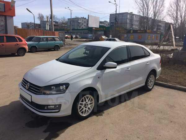 Volkswagen Polo, 2015 год, 565 000 руб.