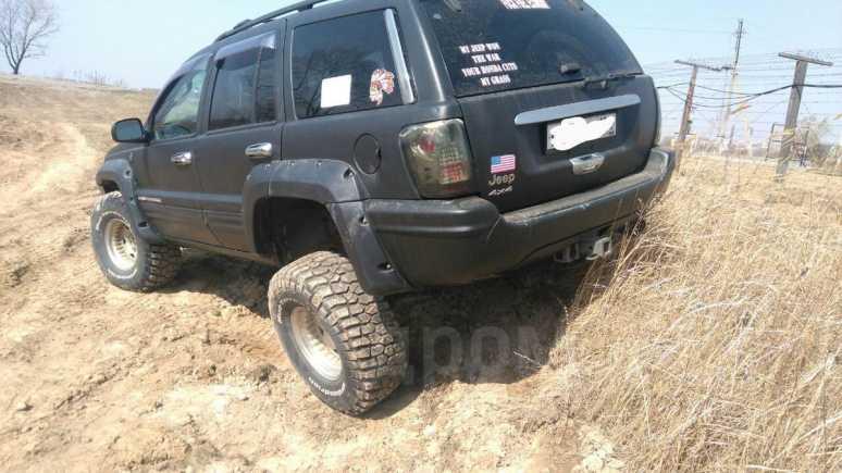 Jeep Grand Cherokee, 2004 год, 800 000 руб.