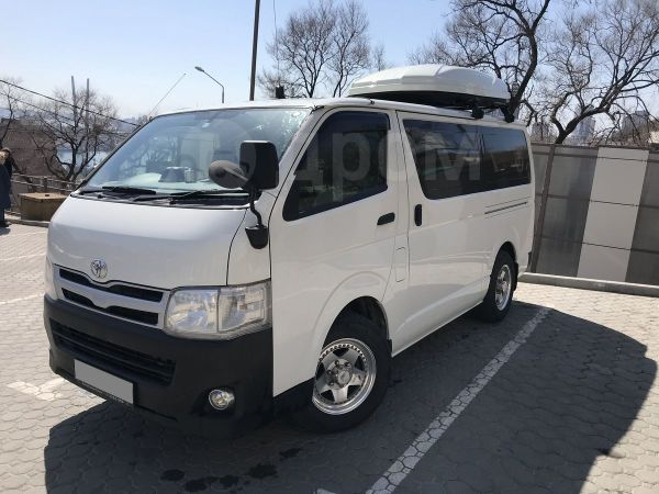 Toyota Regius Ace, 2012 год, 2 149 000 руб.