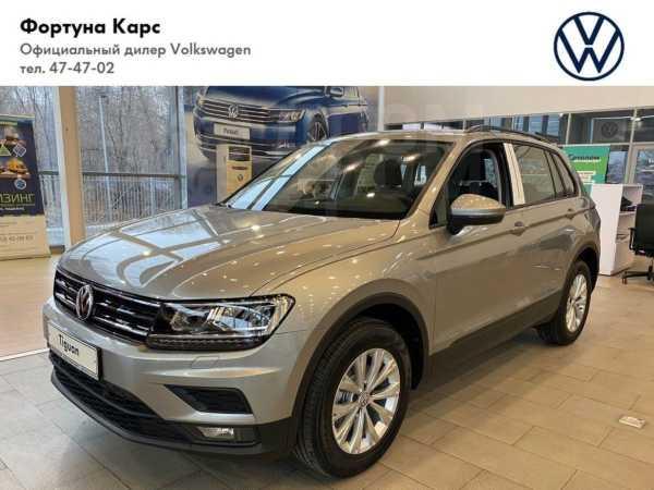 Volkswagen Tiguan, 2020 год, 1 999 500 руб.