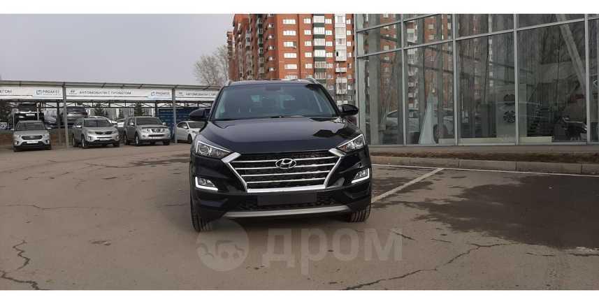 Hyundai Tucson, 2019 год, 1 939 000 руб.
