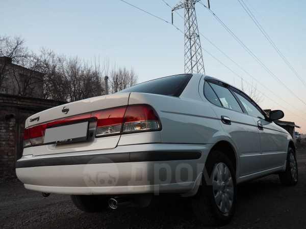 Nissan Sunny, 2000 год, 229 000 руб.