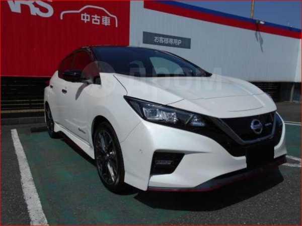 Nissan Leaf, 2020 год, 630 000 руб.