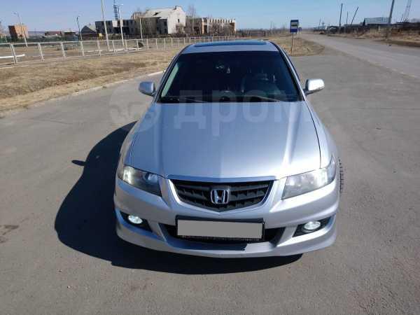 Honda Accord, 2004 год, 510 000 руб.