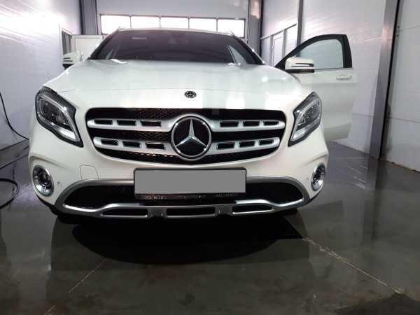 Mercedes-Benz GLA-Class, 2018 год, 2 250 000 руб.