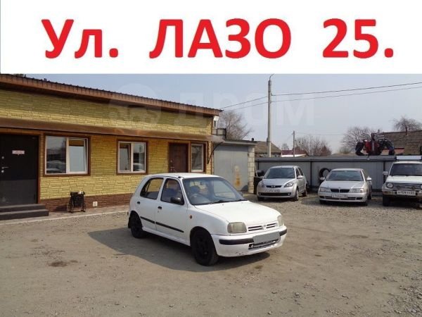 Nissan March, 1995 год, 100 000 руб.