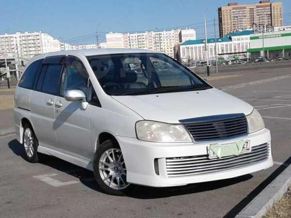 Nissan Liberty, 2002 год, 210 000 руб.