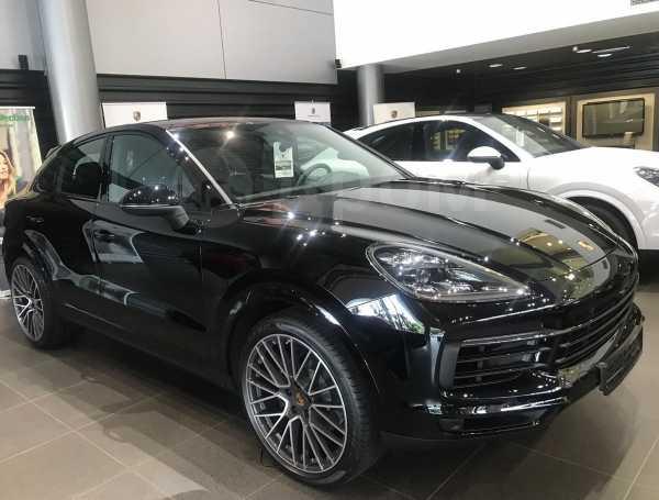 Porsche Cayenne Coupe, 2020 год, 6 980 000 руб.