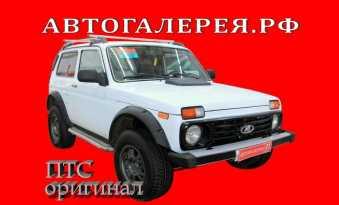Хабаровск 4x4 2121 Нива 2013