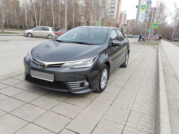 Toyota Corolla, 2016 год, 999 000 руб.