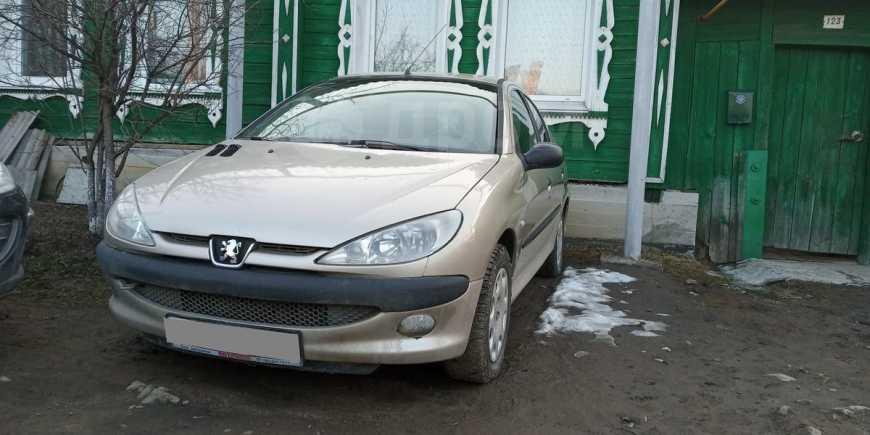 Peugeot 206, 2007 год, 149 500 руб.