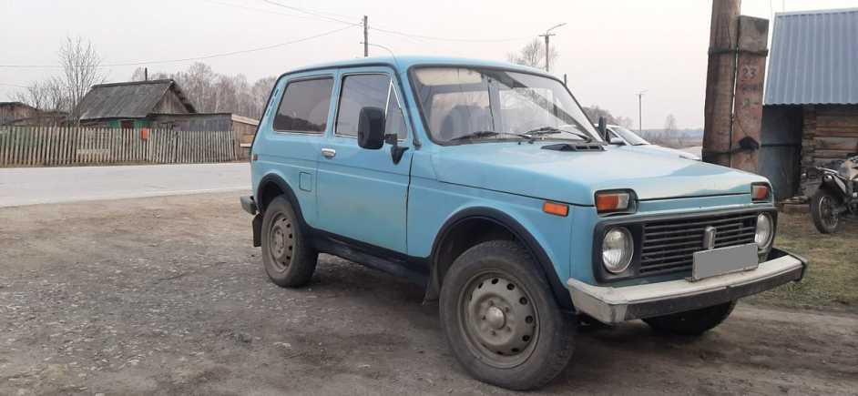 Лада 4x4 2121 Нива, 1991 год, 99 000 руб.