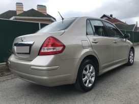Владивосток Nissan Tiida 2010