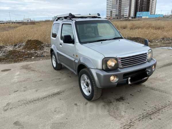 Suzuki Jimny Wide, 1998 год, 280 000 руб.