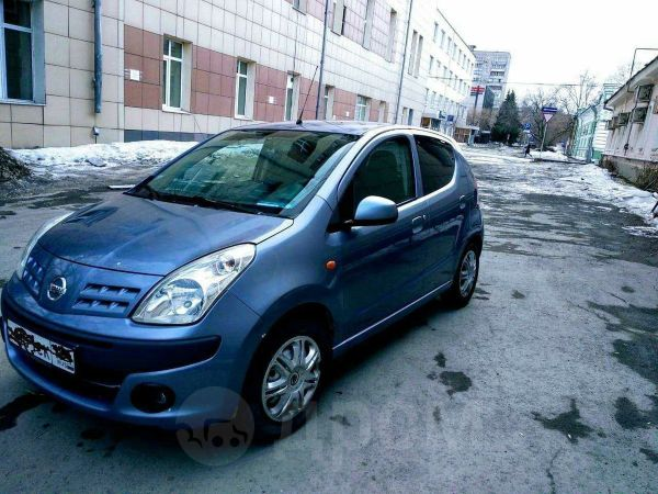 Nissan Pixo, 2009 год, 240 000 руб.