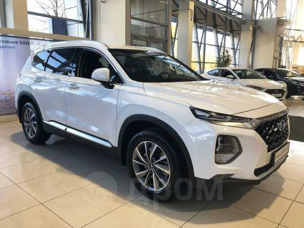 Hyundai Santa Fe, 2020 год, 2 614 000 руб.