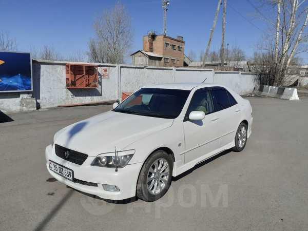 Toyota Altezza, 2004 год, 320 000 руб.